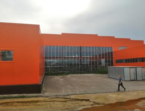 Торговая площадь в Кабицыно